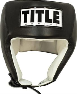 Title Competition Headgear W/O Cheek